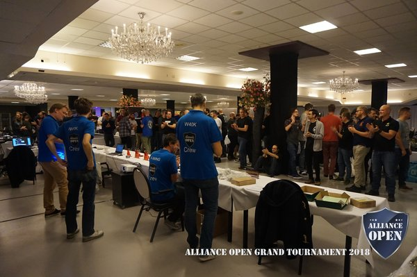 Probably the best wargaming events around!